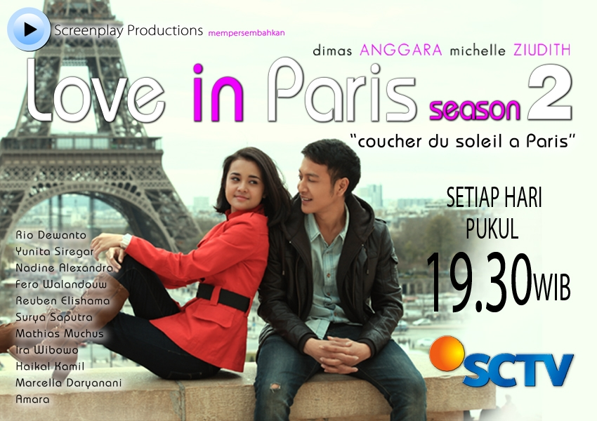Michelle Season 2 Love in Paris Season 2 Episode