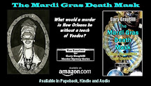 Mardi Gras Death Mask