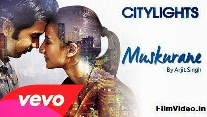 Muskurane - Citylights (2014) HD Music Video Watch Online