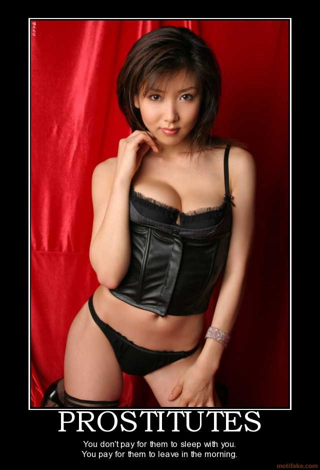 hookers demotivational