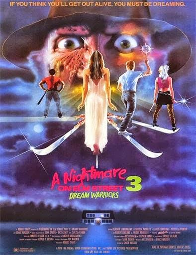 Ver Pesadilla en la calle del infierno 3 (Pesadilla en la calle Elm 3) (1987) Online
