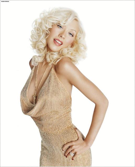 Pictures of Christina Aguilera 12