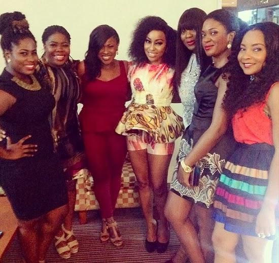 nollywood celebrities tinapa calabar