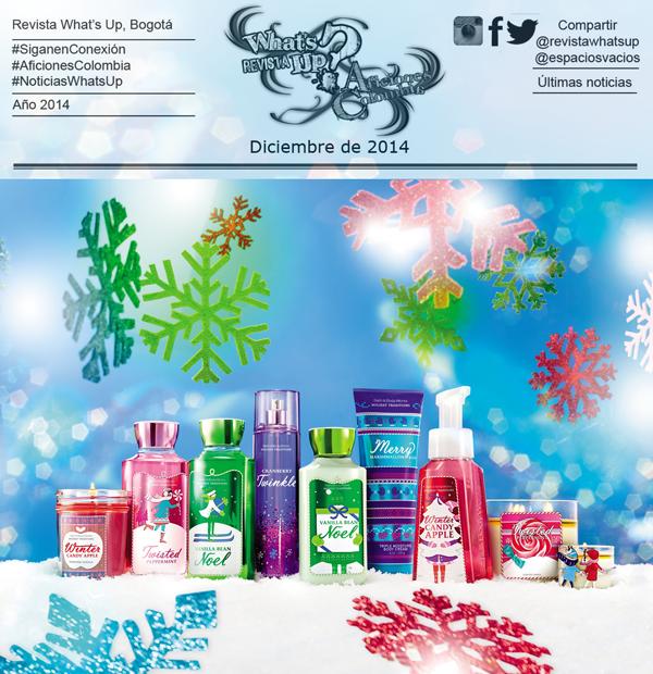 Feliz-Navidad- Bath-Body-Works