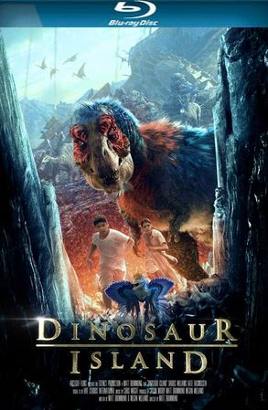 Dinosaur Island (2014) Full Movie