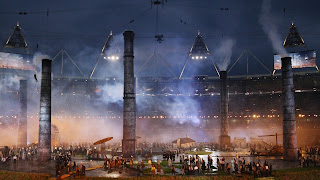 London Olympics industrial revolution