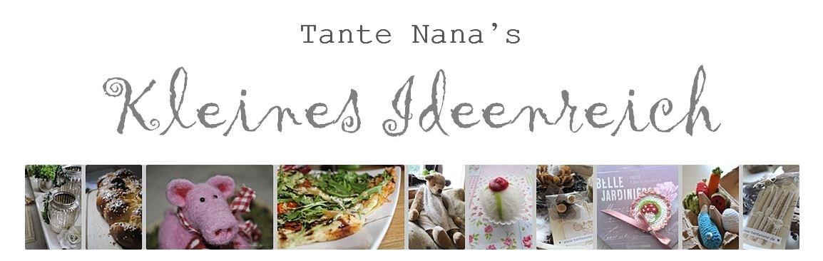 Tante Nana - Kreatives mit Stempel, Stanze und Papier (Stampin' Up! Produkte in 76351 Linkenheim)