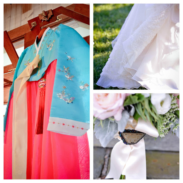Korean wedding dress-hanbok