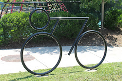 Bike Scupture