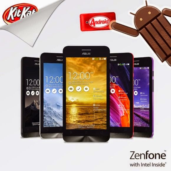Asus Zenfone 5 Firmware V2.20.40.9
