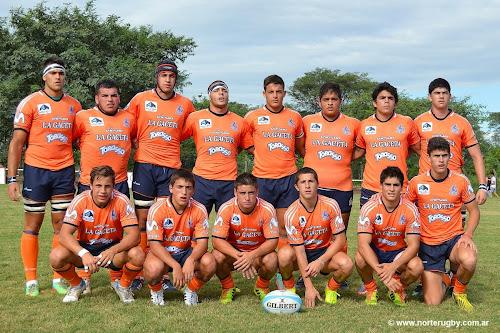 Seleccionado Juvenil M-18 de la Unión de Rugby de Tucumán