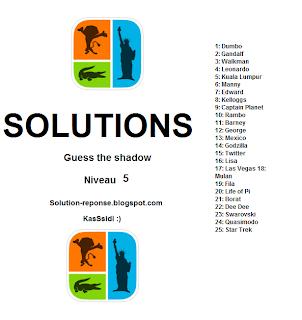 Guess-the-Shadow-Pop-Culture-Quiz-solution niveau 5
