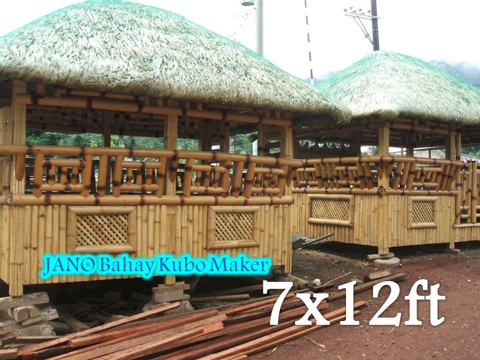 Modern Nipa Hut Examples of The Nipa Huts