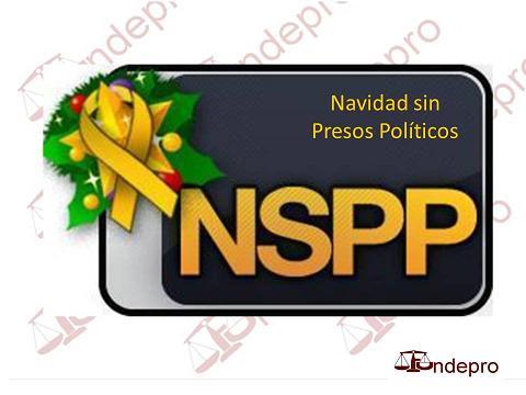 #NavidadSinPresosPolíticos