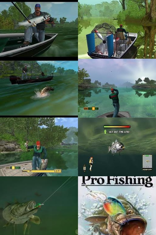 Fishing games free download for pc