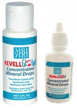 Concentrated Mineral Drops - CMD Revell