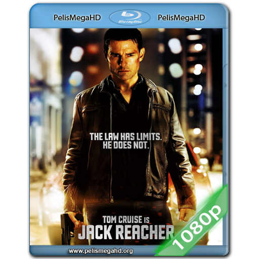 JACK REACHER (2012) FULL 1080P HD MKV ESPAÑOL LATINO