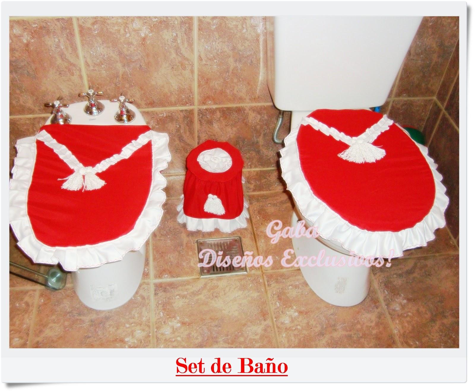 Set De Baño Para Fiestas:Creaciones: Set de Baño