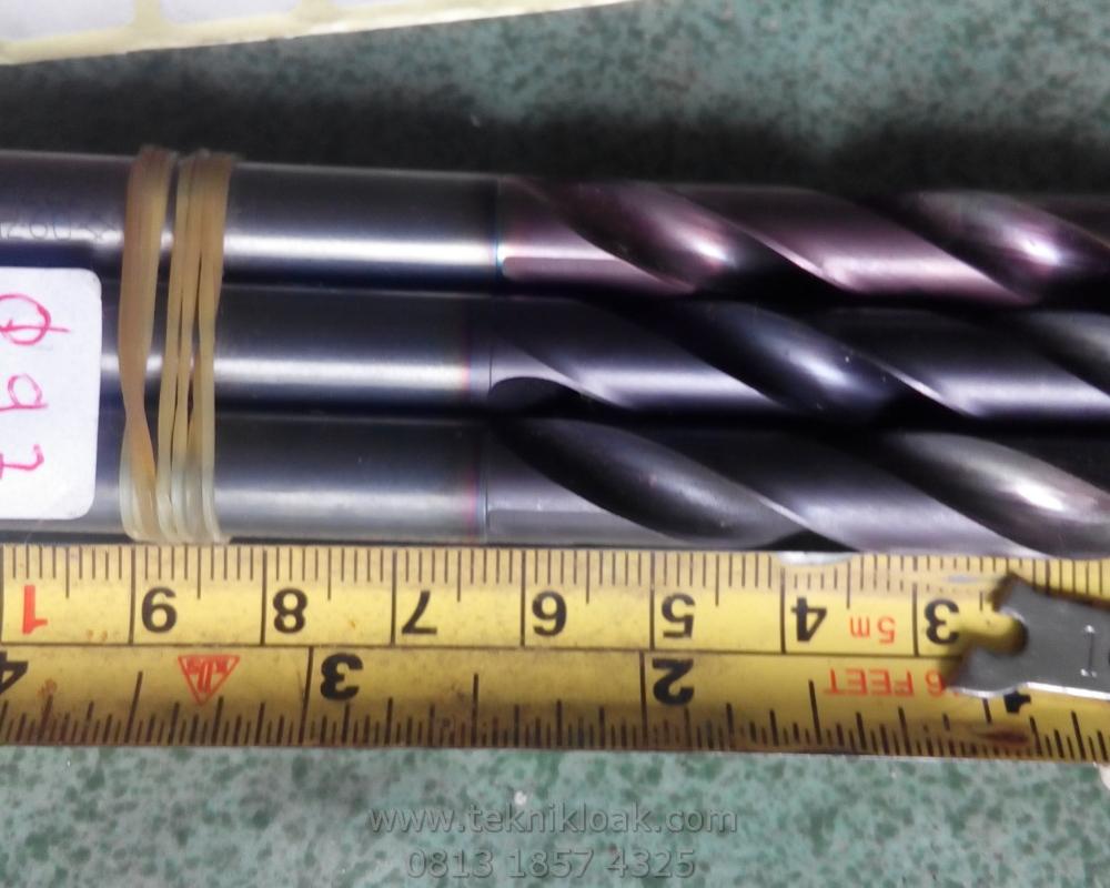 Step Drill | Carbide Step Drill | Bor Step | Bor Carbide | Bor Besi Keras | Bekas Layak Pakai