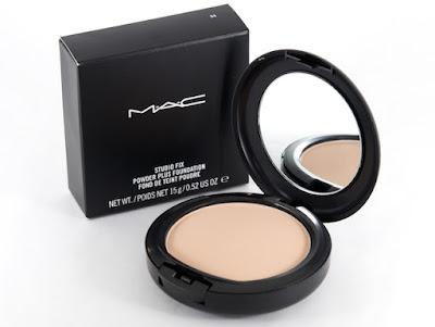 base mac studio fix powder
