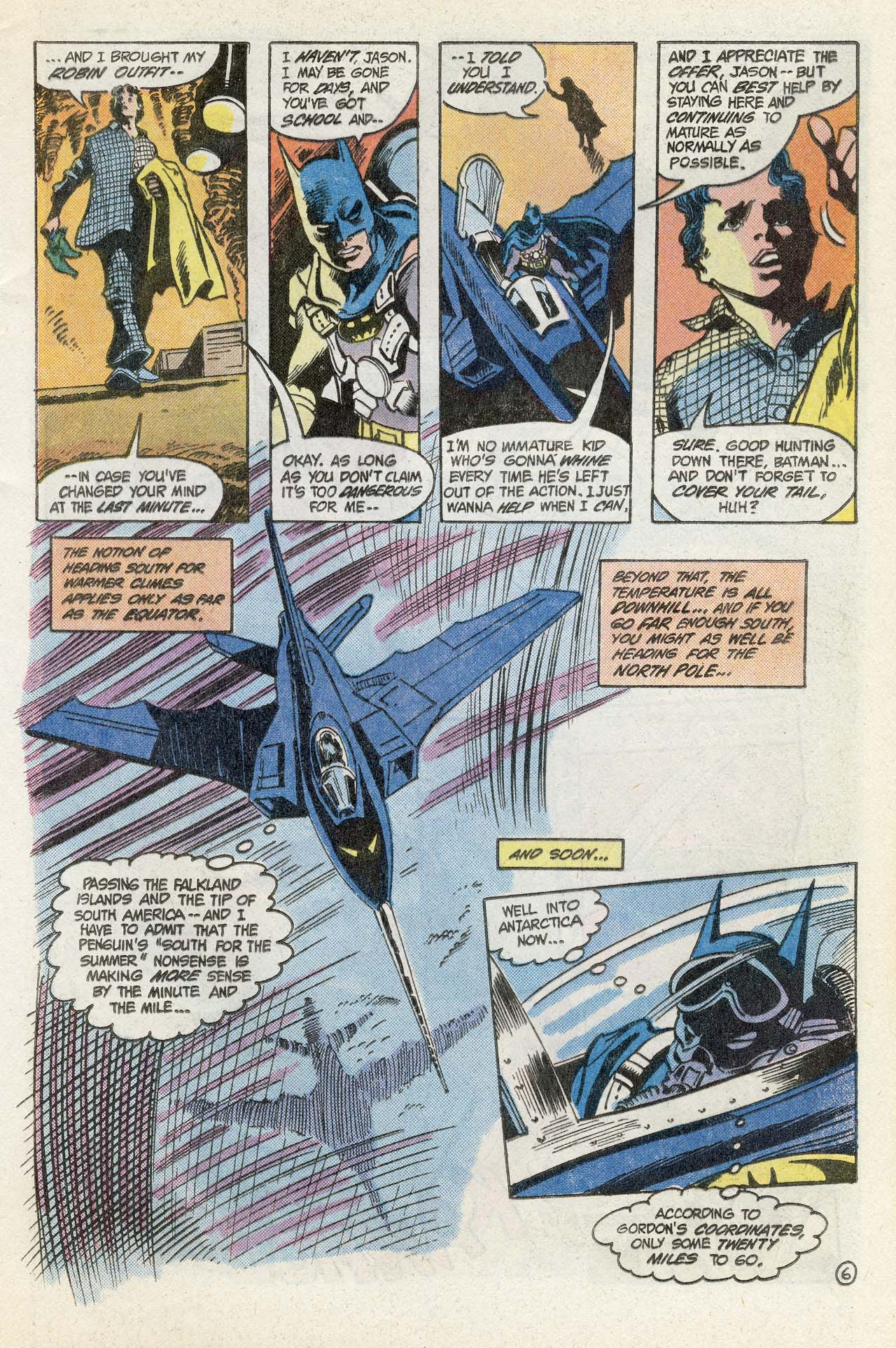 Detective Comics (1937) Issue #541 Page 9