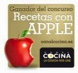 Recetas con Manzana...