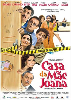 Download - Casa da Mãe Joana - DVDRip - AVI - Nacional