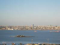 Torre Antel Isla Libertad Montevideo