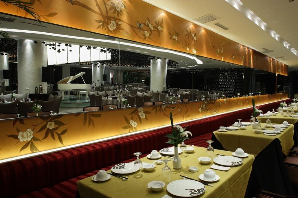 best restaurant interior design ideas luxury 5 star restaurant china