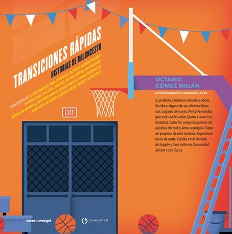 El libro del baloncesto de Zaragoza