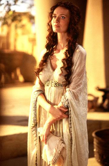 Rose Byrne Troy. in Troy, 2004 - Rose Byrne