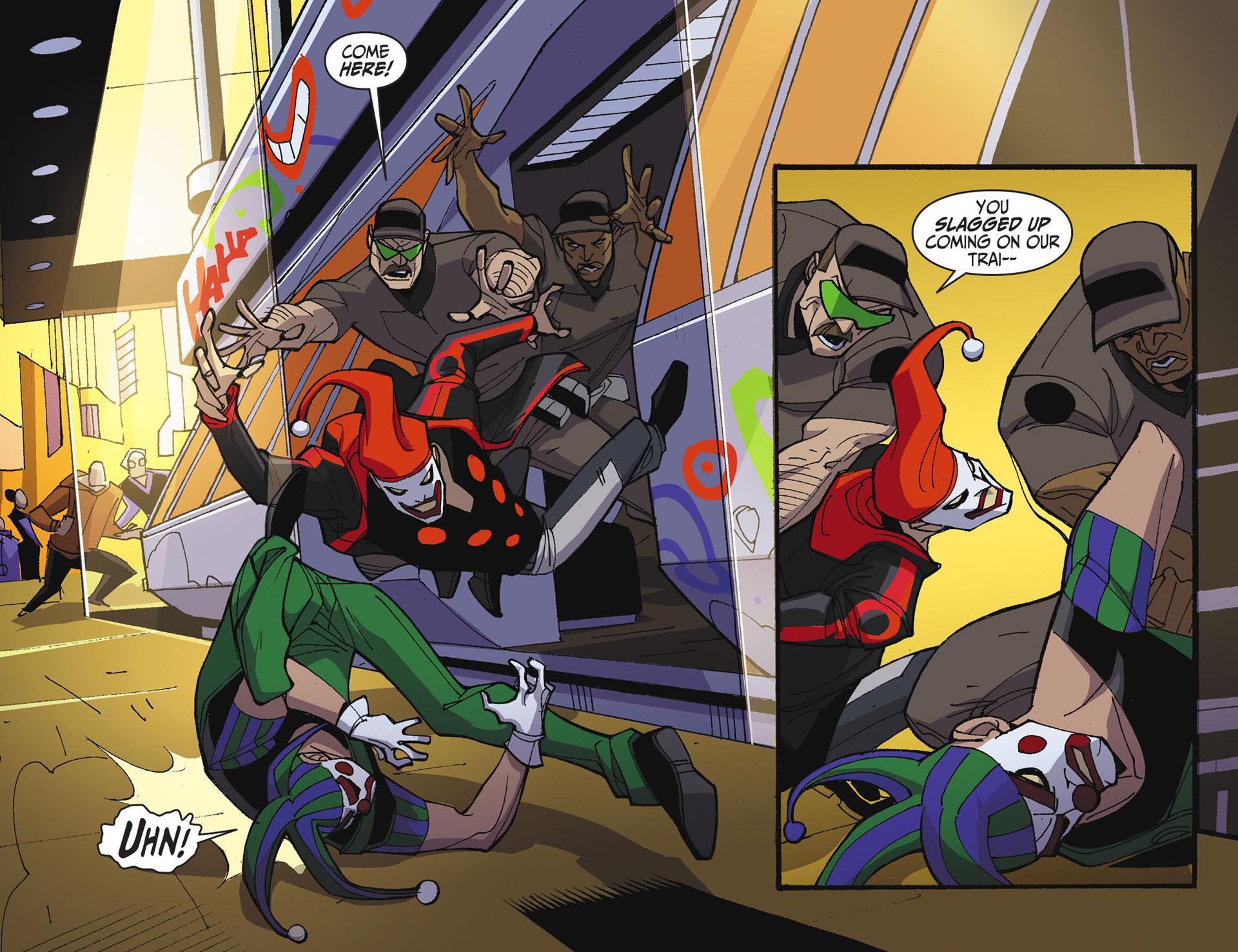 Batman Beyond 2.0 #17 #24 - English 6