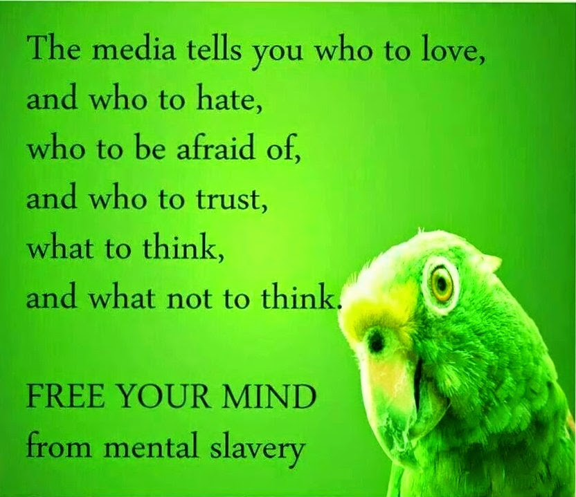 Free your Mind from Mental Slavery, Now!