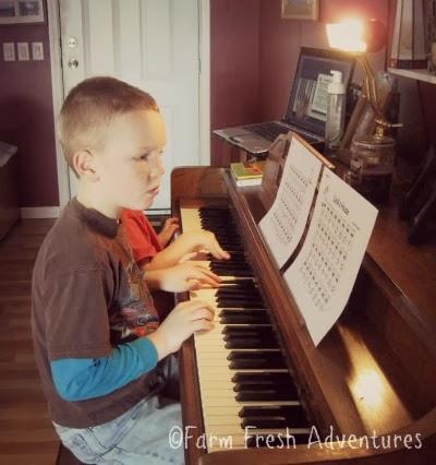 kinderbach review piano lesson program