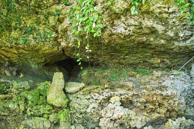 Peku Gama,cave,Tsuken Island,Katsuren,Okinawa