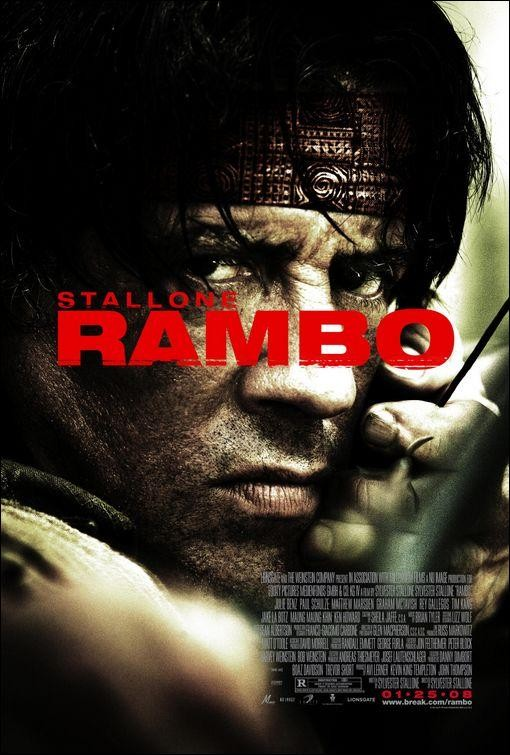 Rambo IV (Rambo: Vuelta al infierno) (Rambo: Regreso al Infierno) (John Rambo) (Rambo: La perla de la cobra) (2008) Español Latino