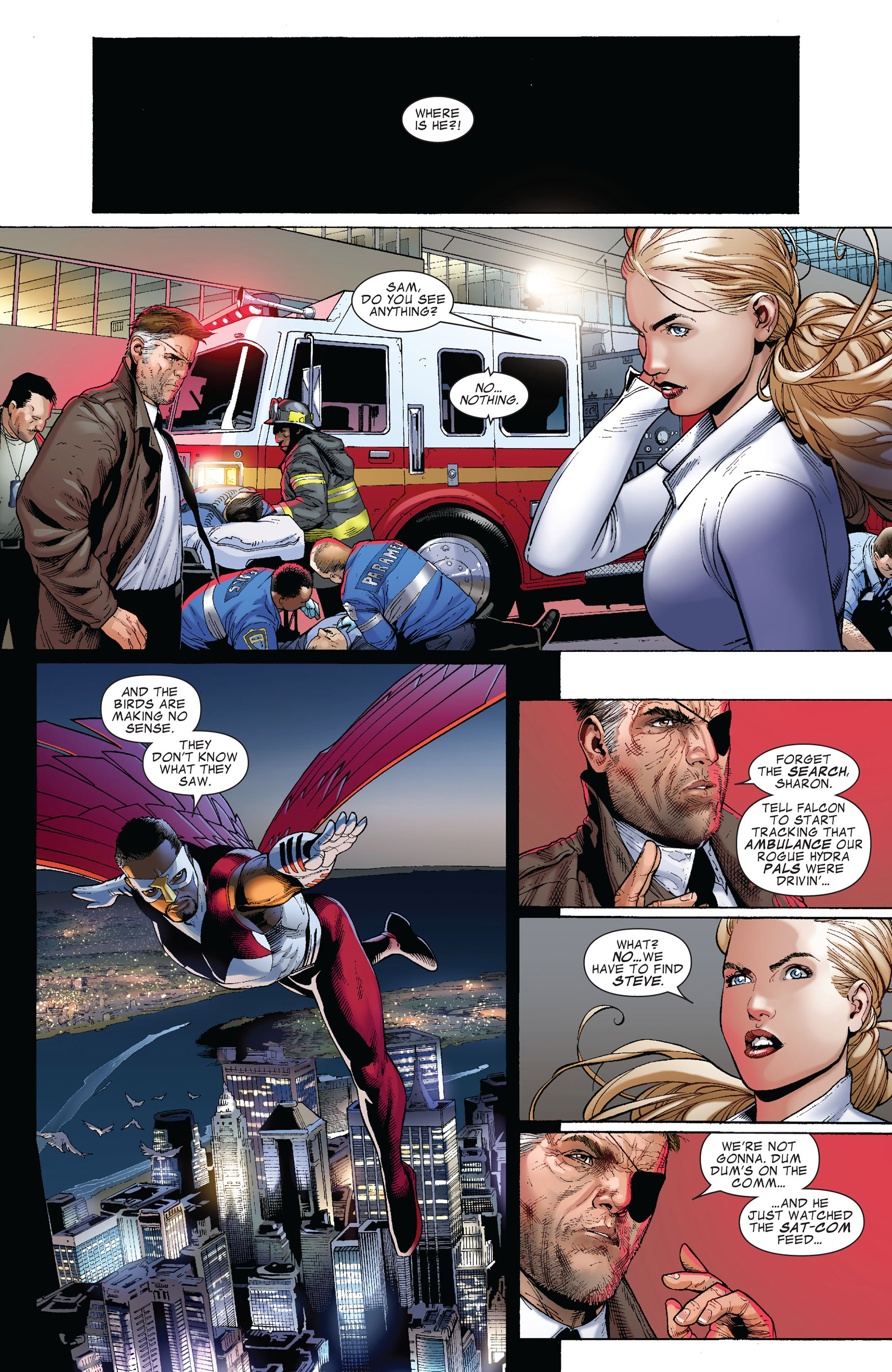 Captain America (2011) Issue #4 #4 - English 6