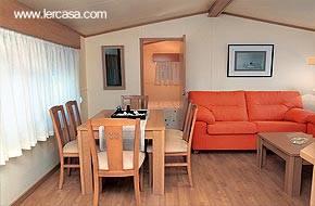 Arquitectura de casas vivienda prefabricada tipo americana en espa a Casas prefabricadas por dentro