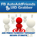 FB AutoAddFriends + UID Grabber