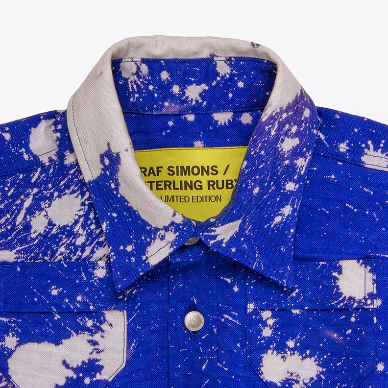 http://www.number3store.com/sterling-ruby-cotton-shirt/1872/
