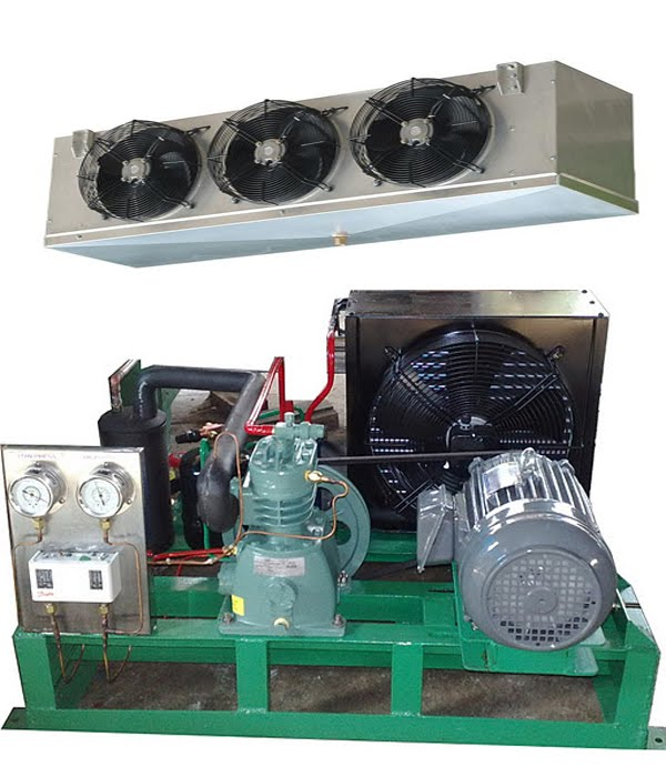 Jual Unit coldstorage chiller-freezer