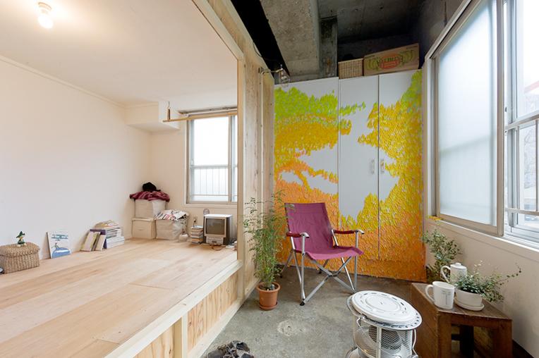 Imagine These Apartment Interior Design Sapporo