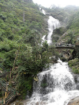 Sapa - Bac Thac Falls - Vietnã