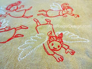 Neueste Stickdesigns | Latest embroideries