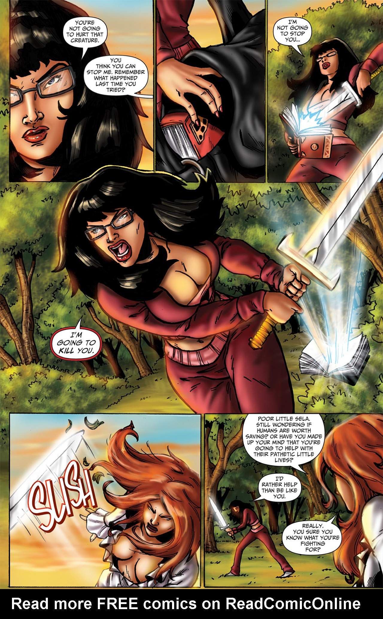 Grimm Fairy Tales (2005) Issue #43 #46 - English 13