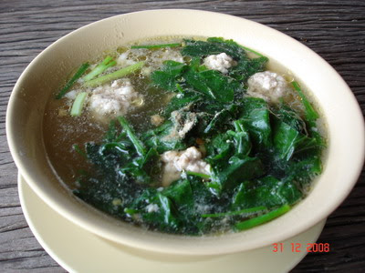Heart healthy soup recipe –Ivy gourd soup