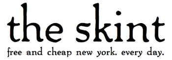 the skint - the best free and cheap things to do in new york city. every day.