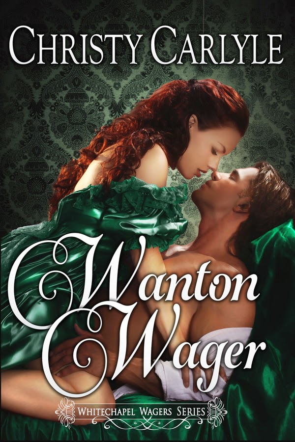Wanton Wager is available now!