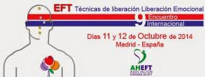 Ponentes del 9º Encuentro internacional de EFT hablan sobre EFT, TAT y Reimpronta Matricial:
