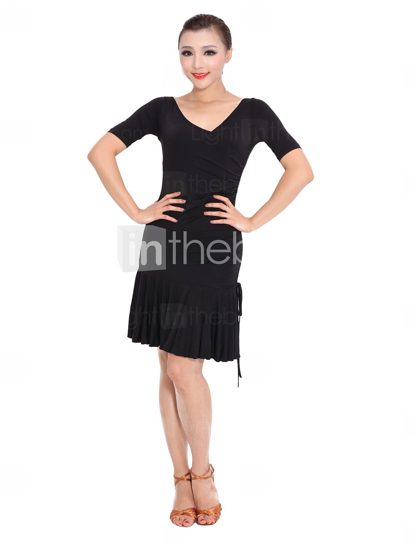 Ballroom Lighting Pic: Ballroom Latin Dance Dresses